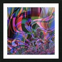 Aurora_Borealis Picture Frame print