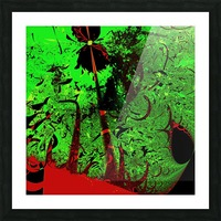 Digital_Tornado_Take_4 Picture Frame print