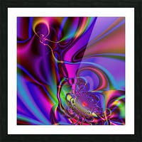 Hasta_El_Fuego_2 Picture Frame print