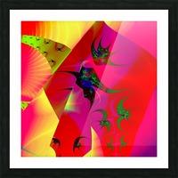 Sun_Flies Picture Frame print