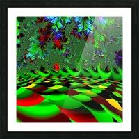 Garden_of_Eden_1 Picture Frame print