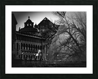Volksbad Picture Frame print