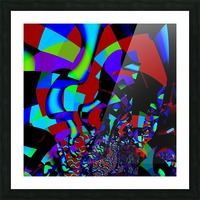 Jazz_Fusion_Series_1 Picture Frame print