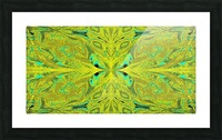 Butterfly of the Wind 4 Picture Frame print