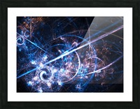 Battle for the Empire e Picture Frame print