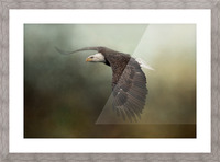 Majestic Picture Frame print