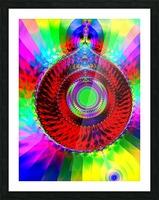Paleta_De_Dios Picture Frame print