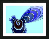 Fly_Fly_Fly Picture Frame print