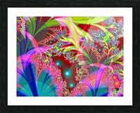 Tangerine_Island_3 Picture Frame print