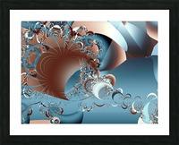 Gargantuan_Hatching Picture Frame print
