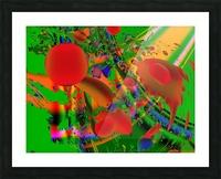 Tangerine_Island_7 Picture Frame print