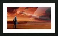 TItan Explorer Picture Frame print