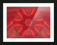Phoenix Flower 2 Picture Frame print