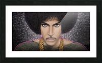 Purple Transcendence Picture Frame print