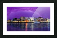 Chania Pano 2 Picture Frame print