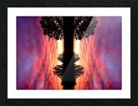 nube 43 Picture Frame print