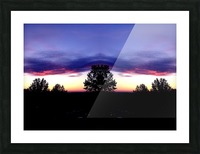 nube 48 Picture Frame print