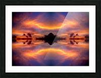 Skipe 24 Picture Frame print