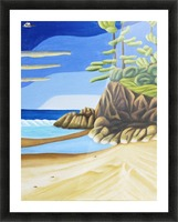 Near Manitoulin Picture Frame print
