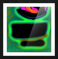 The Chawan II 375 Picture Frame print