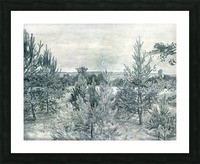 Moonrise Picture Frame print