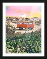 Summer Adventure Picture Frame print