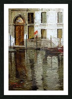 In_Venice Picture Frame print