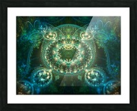 Asgard Picture Frame print