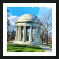 DC War Memorial Picture Frame print