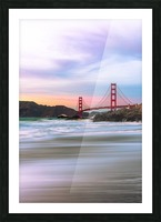 Symphony of Light Picture Frame print