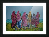 Village Women_DKS Impression et Cadre photo