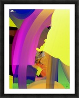 0168 Picture Frame print