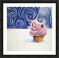 Cupcake Impression et Cadre photo
