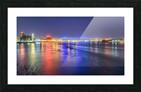Montreal Canada Picture Frame print