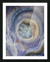 Night Picture Frame print