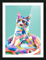 cats Picture Frame print