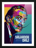 salvador dali Picture Frame print