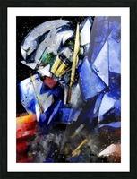 Gundam Picture Frame print