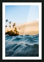 At Sea Picture Frame print