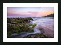 Colorful Sunrise Picture Frame print