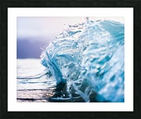 Beauty in Chaos Picture Frame print