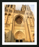 National Cathedral Picture Frame print
