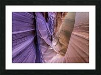 Sandrock Baguette Picture Frame print