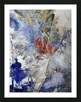 Abstract Single Picture Frame print