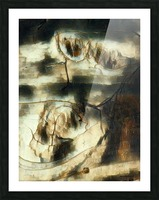 Entwine Picture Frame print