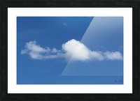 MacPan Clouds from Maurice Elliott McLeod Picture Frame print