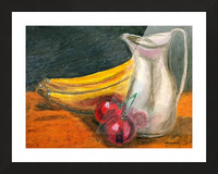 Fruit for Lunch Picture Frame print
