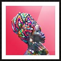 Color Through Culture VII Picture Frame print