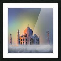 TAJ MAHAL Picture Frame print
