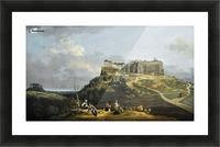 Festung Konigstein Picture Frame print
